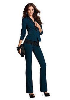 Kalhotový kostým, Laura Scott (2-dílný)