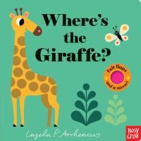 Cover image for Where's the giraffe?