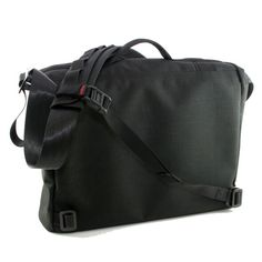 reHOSE messenger bag with magnetic buckle Fidlock