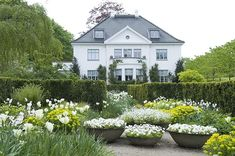 white garden iClaus Dalby -