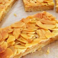 Honey and Almond Slice