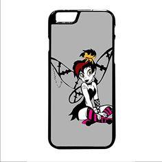 FR23-Tinkerbell Gothic Fit For Iphone 6 Plus Hardplastic Back Protector Framed Black FR23 http://www.amazon.com/dp/B017N69NHY/ref=cm_sw_r_pi_dp_Ctbqwb0DAG1D9