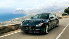 Maserati tweaks the design of the Quattroporte and adds a few new features and options…