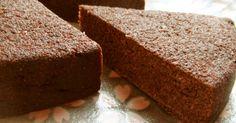 小麦粉・油脂分不使用。型いらず。 おからで作る低糖質&低カロリーなココアケーキです^^
