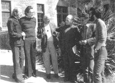Deleuze-Klossowski-Derrida-Lyotard