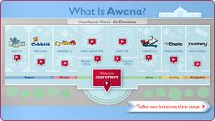 What is Awana? Find out in this interactive video!