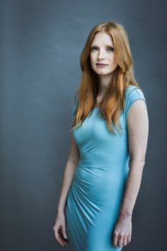 Jessica Chastain, New York Times photoshoot, 2012