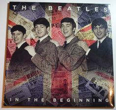 Online veilinghuis Catawiki: The Beatles - In The Beginning * Strictly limited (1000) LP on RED vinyl *