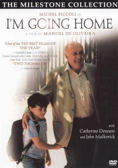 10. I'm Going Home (Manoel de Oliveira, 2001)