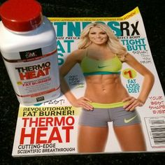 #thermoheat is featured in #fitnessRX #ad #fitfluential - Checking out this product for help with a weight loss plan.
