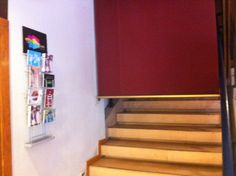 Teatro Alameda | Calle Córdoba, 9 Cool, Four Square, Stairs, Home Decor, Display Stands, Circuit, Theater, Stairway, Decoration Home