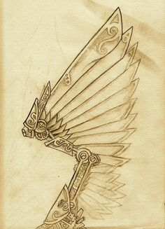 Steampunk Wing