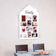 Cadre Pêle-Mêle Family House