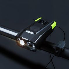 Bike Light Front Bike Light Headlight LED Cycling Waterproof Adjustable Wide Angle Rechargeable Battery 1900 lm Built-in Li-Battery Powered Rechargeable Power White Cycling / Bike / Multiple Modes 2019 - € Bicycle Headlight, Mtb Bicycle, Bmx Bikes, Cycling Bikes, Cycling Equipment, Motorcycles, Bicycle Lights, Bike Light, Led