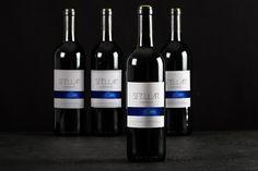 Original Mockups - Wine Bottle Mockup 03