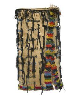 Topic: History of Maori cloak-making | Collections Online - Museum of New Zealand Te Papa Tongarewa