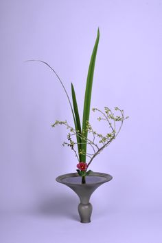 Ikebana ikenobo shoka shimputai.Indonesia