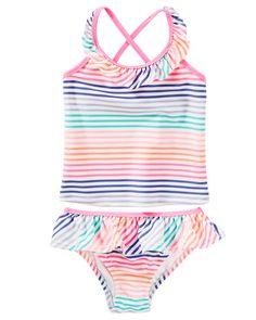 d2ec364a9a667 ... Swim One-Piece. See more. Kid Girl OshKosh Striped Tankini from OshKosh  B'gosh. Shop clothing & accessories