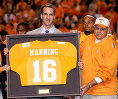 Peyton Manning through the years [PHOTOS]