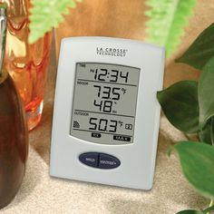 Wireless Inside Temperature & Humidity Station