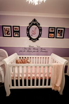 Stripes with accessories baby kind, my baby girl, our baby, baby love, girl Girl Room, Girls Bedroom, Nursery Room, Nursery Layout, Nursery Ideas, Bedroom Ideas, Bedroom Wall, Everything Baby, Baby Time
