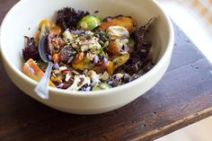 what to do with that sudden crop of heirloom tomatoes? a salad from heidi swanson's 101cookbooks.com, which has delicious all-vegetarian recipes and the most gorgeous photographs of the process.