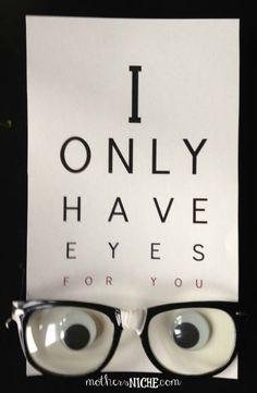 olhos para voce