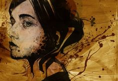 Brighton, UK Artist Russ Mills #art