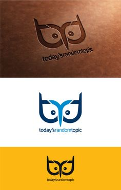 #todaysrandomtopic #winning #logo #design #owl #trt