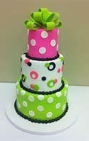 Image result for polka dot cake