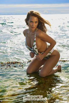 Hannah sports ferguson swimsuit illustrated