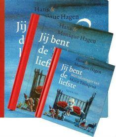 Jij bent de liefste Hans & Monique Hagen Illustraties Marit TörnqvistKinderboekwinkelprijs Pluim van de Maand Glimworm3+ Uitgeverij QueridoNormaal 24x21 cm Mini 17x14 cm Maxi 30x27 cm1e druk 2000 33e druk 2016 INHOUD Jij bent de liefste is een prenten-poëzieboek voor peuters