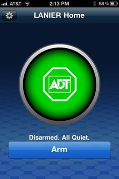 ADT Pulse iPhone app Review. Access your security system and complete home automation remotely.