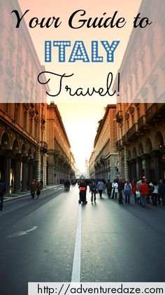 Check out our Italy page with our best travel tips and food recommendations for your next trip to Italy!