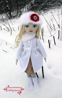 Muñeca Textile