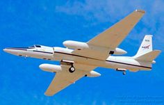 NASA Lockheed U-2 Dragon Lady.