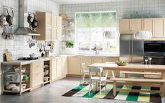 Place de choix pour admirer le cuisinier à l'œuvre