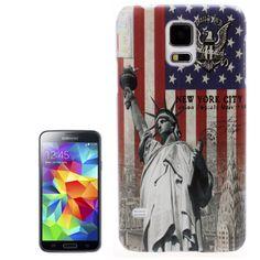 Backcover Case fürs Samsung Galaxy S5 i9600 New York City
