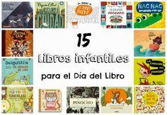 Club Peques Lectores:  15 Libros infantiles para el Día del Libro