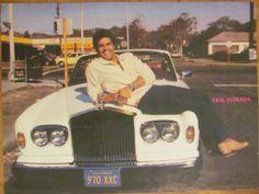 Erik Estrada, Full Page Vintage Pinup