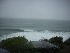25' Big Sur, in the rain, slippery when wet!