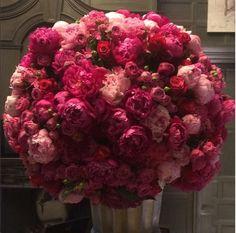 Tamara Eccleston anniversary flowers.