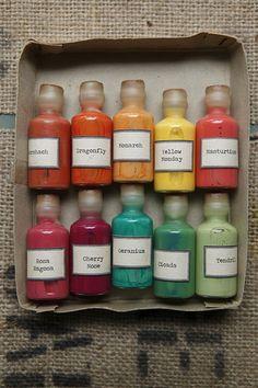 paint colors: via designsponge
