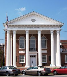 Nash County Courthouse // Nash County is a county located in the U.S. state of North Carolina. Nash County is part of the Rocky Mount, NC Metropolitan Statistical Area.