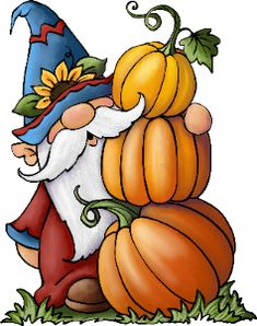 Autumn Painting, Autumn Art, Autumn Theme, Gnome Paint, Kobold, Pictures To Draw, Fall Crafts, Rock Art, Fall Halloween