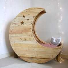 Coolest bed/bassinet ever!
