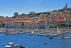 One of Europe's oldest cities and France's second largest city, Marseille is a major Mediterranean seaport located off the southeast coast of France