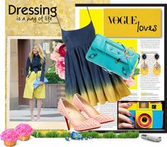 """""""Colourful"""" by rose-thulian on Polyvore"""