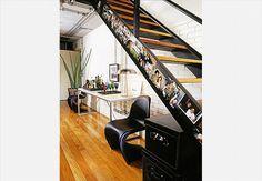 Escadas: Design, Criatividade e Solução | innteriores - Por dentro de tudo sobre Design de Interiores e Arquitetura.