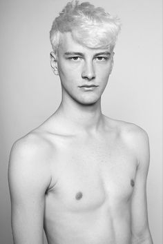 Benjamin Jarvis for Tomorrow is Another Day Polaroids ❤️